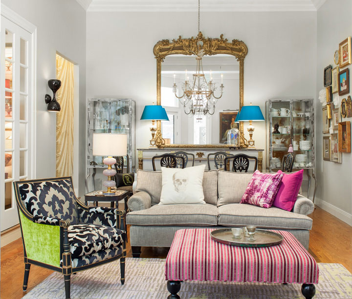 ACQUIRE Interior Design North-End Boston. Nikki Dalrymple